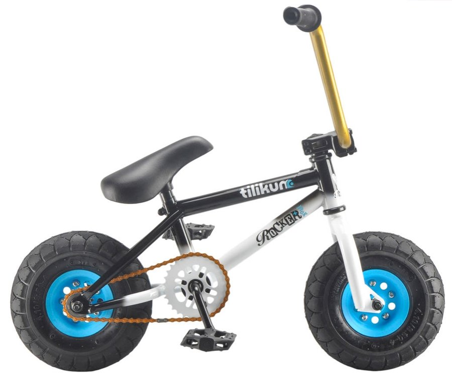 Rocker BMX mini bike Tilikum