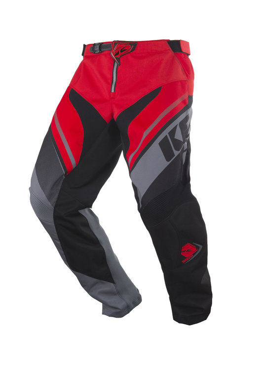 Kenny Broek Track Kid 2018 Grey Red