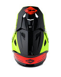 Kenny BMX Decade Helmet 2020 Yellow Red
