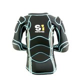S1 Defense Elite 1.0 High Impact Jacket Black/Blue