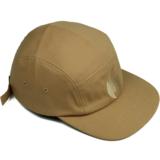 Vuur Family - 5 PANEL CAP BEIGE / BEIGE