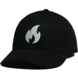 Vuur Family - BASEBALL CAP BLACK / WHITE