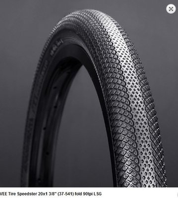 Vee Tire Speedster BMX-band