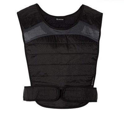 Koelvest Inuteq Sports cooling vest Nanuq grey