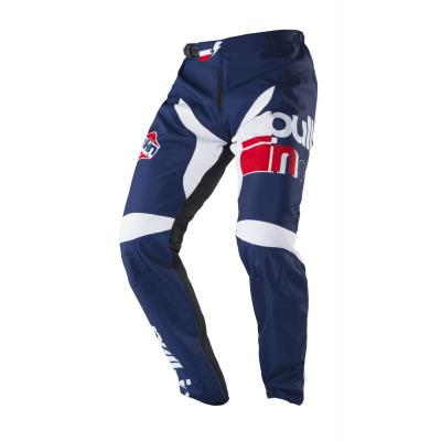 Pull-in BMX Race pant kids navy white