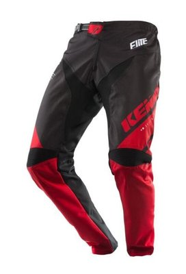 Kenny BMX Elite Pants kid 2019 Red