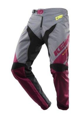 Kenny BMX Elite Pants kid 2019 Burgundy