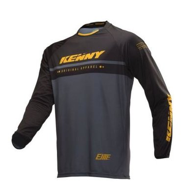 kenny BMX elite jersey kid 2019 Gold