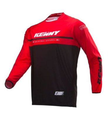 kenny BMX elite jersey kid 2019 Red