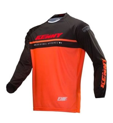 kenny BMX elite jersey kid 2019 Orange