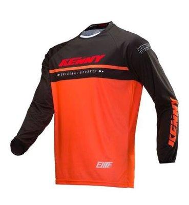 kenny BMX elite jersey kid 2019 Orange