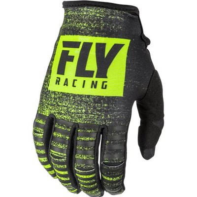 FLY Kinetic Noiz 2019 black / handschoen Youth