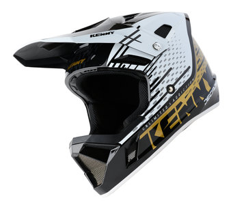 Kenny BMX Decade Helmet 2020 Graphic Gold