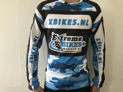 XBikes BMX shirt XBikes